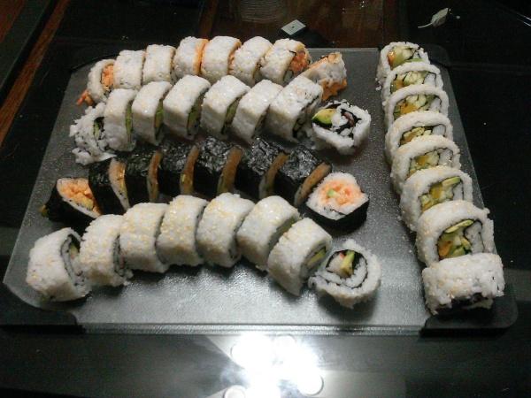Sushi by David